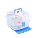 嬰兒奶瓶收納箱盒瀝水晾干架子