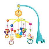 新生嬰兒床鈴手推車掛件風鈴兒童玩具寶寶床頭掛床繞搖鈴