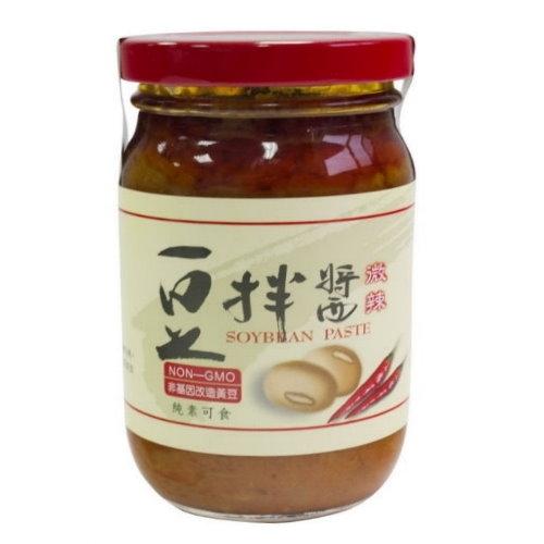 《美綠地》微辣豆拌醬(220g罐)