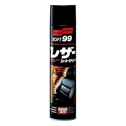 SOFT99 皮革清洗保護劑