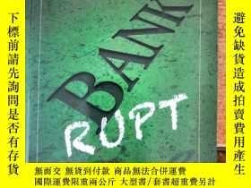 二手書博民逛書店BANKRUPT罕見CAROL REALINI 破產的卡羅爾·雷