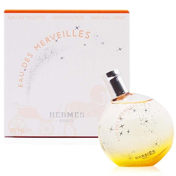 Hermes愛馬仕 Eau Des Merveillies 橘采星光女性淡香水 50ml【娜娜香水美妝】