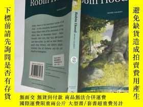 二手書博民逛書店robin罕見hood12498