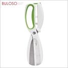 《不囉唆》OXO 不鏽鋼沙拉剪-快樂綠(不挑色/款) 榨汁 可拆卸 廚房用品 【A425393】