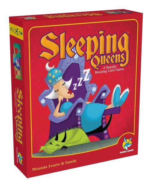 【楷樂】沉睡皇后 Sleeping Queens-繁中正版桌遊 《德國兒童益智遊戲》中壢可樂農莊
