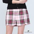 下擺拼接蕾絲X花瓣造型設計短褲 【AE2...