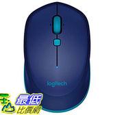 【美國代購】羅技M535緊湊型藍牙無線光學滑鼠 - 藍色