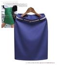 窄裙   韓版2020包臀高腰短裙工裝裙半身裙職業西裝一步裙包裙