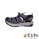 【樂樂童鞋】GOODYEAR女款水陸護趾涼鞋-紫色 G011-1 - 女童鞋 涼鞋 大童鞋 沙灘鞋 現貨 固特異