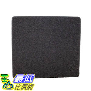 [106美國直購] Dirt Devil Style F45 Foam Filter for EZ Lite Canister Vacuum 1KQ0106000