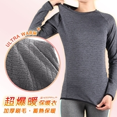 HODARLA 女-超爆暖保暖衣(保暖 刷毛 長袖T恤 台灣製≡體院≡ 31489