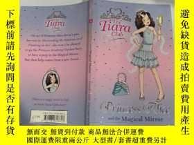 二手書博民逛書店Princess罕見Alice and the Magical Mirror :愛麗絲公主與魔鏡Y200392