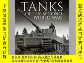 二手書博民逛書店Tanks罕見of the Second World War (damaged)-第二次世界大戰坦克(損壞)Y