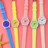 手錶 時尚潮流兒童手表女孩學生可愛男孩中小學生考試電子夜光石英表