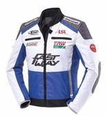 [東門城] 德國Louis Fastway F204 摩托車防摔衣 重型機車騎士休閒夾克 防潑水外套 護具另購