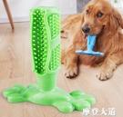 寵物玩具 狗狗玩具耐咬磨牙潔齒咬膠自己玩刷牙棒金毛法斗中大型犬寵物用品『摩登大道』