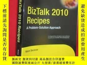 二手書博民逛書店BizTalk罕見2010 Recipes: A Problem
