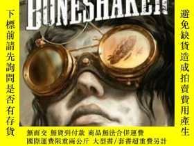 二手書博民逛書店Boneshaker罕見(sci Fi Essential Books)-Boneshaker(科幻必備書)Y