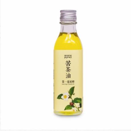 連淨 第一道初榨苦茶油(50ml)  好油嚐鮮推薦