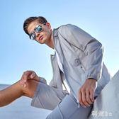 男士防曬服超薄透氣皮膚衣專業防水防紫外線風衣外套夏季釣魚防曬衫 PA4375『科炫3C』