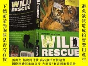 二手書博民逛書店wild罕見rescue poacher peril: 野生救援偷獵者危險Y200392