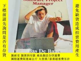 二手書博民逛書店software罕見project manager(英文, 不好