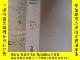 二手書博民逛書店monthly罕見bulletin of statistics