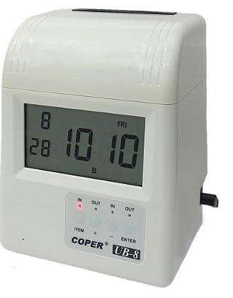 COPER UB-8 打卡鐘