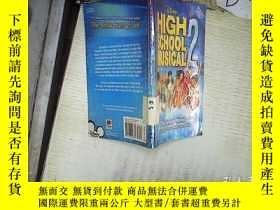二手書博民逛書店HIGH罕見SCHOOL MUSICAL 2 THE JUNIO