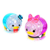 【鯊玩具Toy Shark】3D水晶拼圖-Tsum Tsum唐老鴨&黛西
