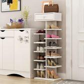鞋櫃 鞋架簡易多層家用防塵門口多功能置物架宿舍組裝經濟型鞋柜省空間