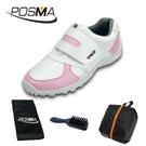 兒童高爾夫球鞋 女童 多色可選 舒適透氣好看 GSH054PNK
