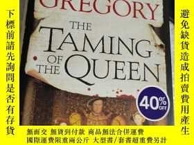 二手書博民逛書店philippa罕見gregory the taming of the queenY28297 見圖 見圖