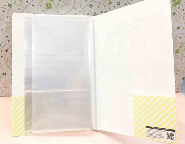 【震撼精品百貨】麵包超人_Anpanman~ 麵包超人名片本/收納本-白#06865