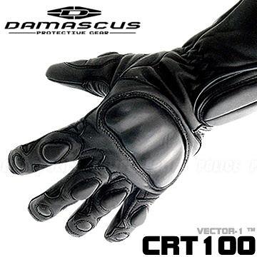 DAMASCUS導航1治暴手套#CRT-100黑色【AH42024】i-Style居家生活