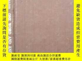 二手書博民逛書店ONE罕見WORD AND ANOTHER(一個字與別的字之間)Y163 V.H. COLLINS LONGM