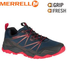【MERRELL 美國 男款 CAPRA RISE 深藍色】ML35839/越野鞋/休閒鞋/登山鞋/運動鞋/健行★滿額送