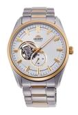 東方錶 ORIENT 鏤空 經典 機械錶 (RA-AR0001S 雙色金) 40mm