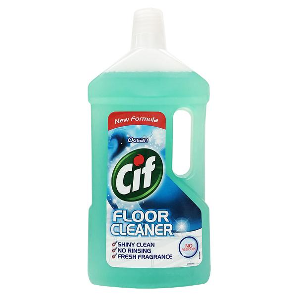 英國進口 Cif 地板清潔劑 海洋清香款 950ml 大容量家庭號
