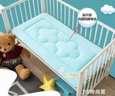 純棉幼兒園品牌床墊兒童嬰兒床寶寶加厚午睡墊被床褥子榻榻米定做   JSY時尚屋