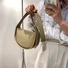 洋氣小眾設計包包女夏2021新款潮時尚百搭側背包網紅高級感腋下包 好樂匯