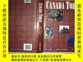 二手書博民逛書店CANADA罕見TODAY 今天的加拿大`24858 CARL