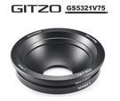 24期零利率 GITZO GS5321V75 75mm 球型轉接座