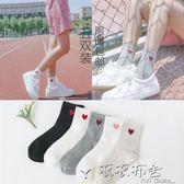 長統襪中筒襪純棉襪薄款日系