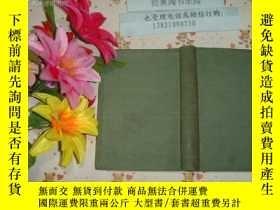 二手書博民逛書店1954年英文原版《英語成語辭典上冊-PART1,VERBAL罕