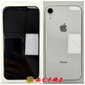 =南屯手機王=Apple XR  64GB 白色 中古機 保固內  宅配免運費