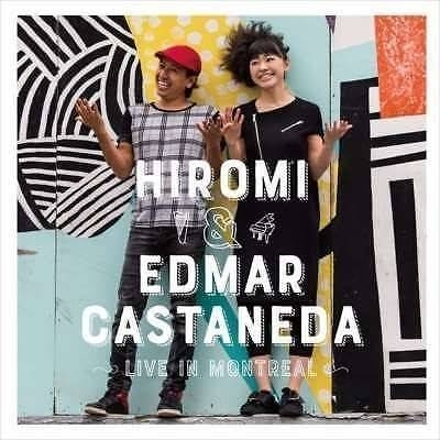 【停看聽音響唱片】【黑膠LP】Hiromi / edmar Castaneda:Live in Montreal
