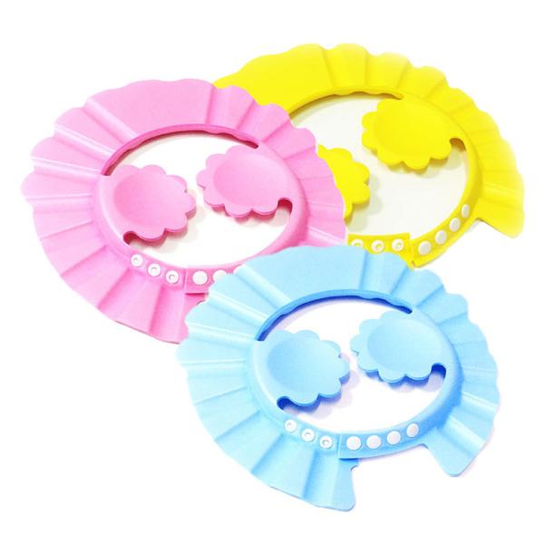 兒童洗髮帽 加大加厚洗髮帽 洗頭 兒童洗頭帽 嬰兒浴帽 洗澡帽 寶寶洗髮帽 RA3124 沐浴帽