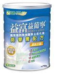 【益富】益葡寧鉻營養配方(原味) 750g/瓶*2瓶