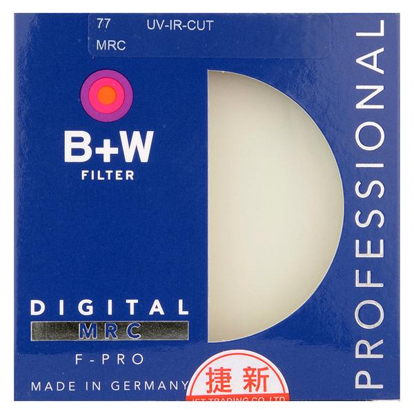 ◎相機專家◎ B+W F-Pro 82mm 486 UV/IR cut MRC 紅外線濾鏡 捷新公司貨
